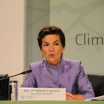 Christiana Figueres in 2011.