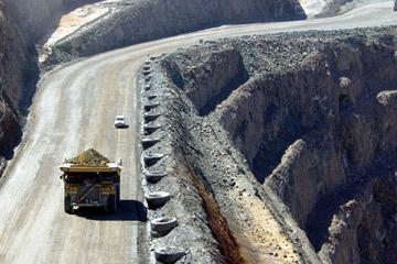 Open pit mine in Australia. Photo by: Rhett A. Butler.