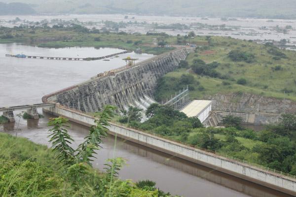 Inga 1 Power Station. Photo courtesy of International Rivers.