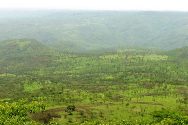 Une haute altitude en Ethiopie, l'image tirée par Asnakew Yeshiwondim.