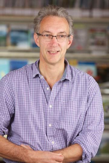 Neil Burgess. Photo courtesy of Neil Burgess.