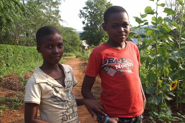 The future of Tanzania. Photo by: Nika Levikov.