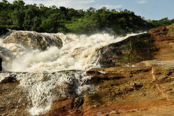 Murchison Falls National Park in Uganda. Photo by: Caleb McClennen/WCS.