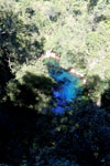 Lagoa Misteriosa, a collapsed limestone cave