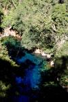 Bonito's 'Mystery Lagoon', a limestone sinkhole