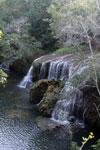 Waterfall at the Estancia Mimosa in Bonito [bonito_0290]