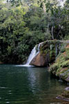 Waterfall at the Parque das Cachoeiras [bonito_0309]