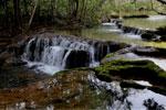 Waterfall at the Estancia Mimosa in Bonito [bonito_0311]