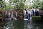 Waterfall at the Parque das Cachoeiras [bonito_0332]