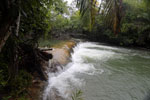 Waterfall on the Rio Formoso