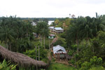 Tikuna community of Vergel in the Colombian Amazon