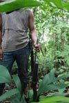 Hunter in the rainforest [colombia_2150]