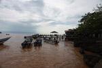 Dock at Capurgana