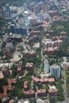 Aerial view of Medillin