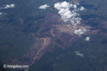 Peatland clearing in Indonesia [java_0007]