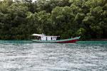 Boat off Peucang Island [java_0410]