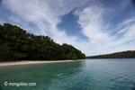 Peucang Island beach [java_0451]