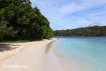 Peucang Island beach [java_0463]