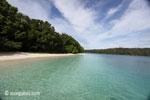Peucang Island beach [java_0466]