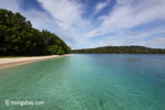 Peucang Island beach [java_0471]