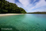 Peucang Island beach [java_0475]