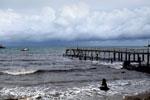 Dock and beach near Sunur [java_0839]