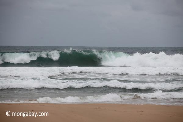 Waves in West Java [java_0803]