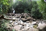 Riam Berasap waterfall in Gunung Palung National Park [kalbar_0762]
