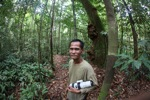 Local rainforest guide