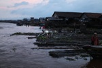 Floating market in Banjarmasin [kalsel_0217]