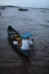 Floating market in Banjarmasin [kalsel_0228]
