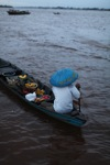 Floating market in Banjarmasin [kalsel_0232]