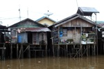 Stilt houses in Banjarmasin [kalsel_0239]