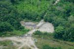 Deforestation in the Ecuadorian Amazon