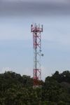 Radio tower on BCI