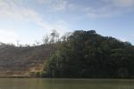 Forest clearing for the Panama Canal expansion project