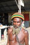 Papuan man in Wamena [papua_0018]