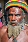 Papuan man in Wamena [papua_0020]
