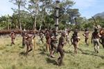 Group of Dani warriors [papua_0338]