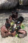 Dani pig feast [papua_0548]