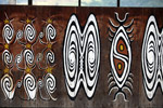Sentani bark paintings [papua_0929]