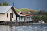 Lake Sentani houses on stilts [papua_1041]