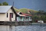 Lake Sentani houses on stilts [papua_1041]