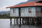 Lake Sentani houses on stilts [papua_1042]