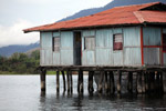 Lake Sentani houses on stilts [papua_1043]