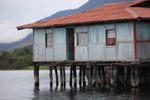 Lake Sentani houses on stilts [papua_1044]