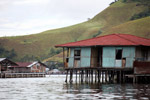 Lake Sentani houses on stilts [papua_1056]
