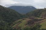 Deforestation around Lake Sentani [papua_1089]