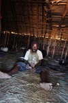 Lani man in his hut [papua_5032]