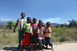 Group of Papuan kids [papua_5118]